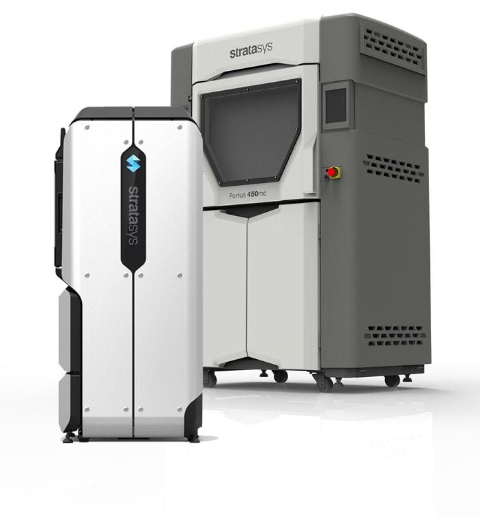 המדפסות בסדרת ה FORTUS מאפשרות הדפסה במגוון החומרים הרחב ביותר מבין מדפסות ה FDM. מדפסות אלו משלבות איכות, אמינות, שטח בנייה גדול וגמישות תפעולית.
